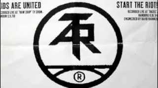 "Atari Teenage Riot -  Kids Are United/Start The Riot 7"" (rare)"