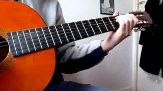 There Is A Redeemer guitar cover (Keith Green)
