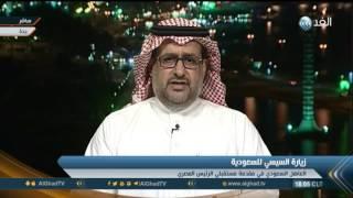 بالفيديو.. خبير سعودي يصف علاقة مصر والمملكة بالوطيدة - صحيفة صدى الالكترونية