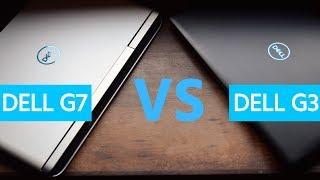 Dell G7 vs Dell G3 - Comparativo/Análise