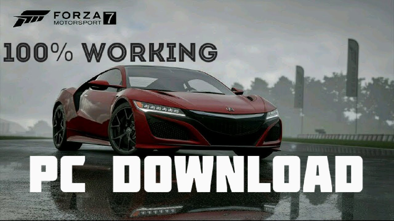 Forza motorsport 7 pc cracked | 100% working torrent link youtube.