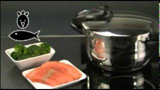 Скороварка PROMINENT  на posuda-lux.com(идеальна для быстрого и одновременно щадящего приготовления блюд - позволяет готовить при низком или..., 2011-03-21T10:06:38.000Z)