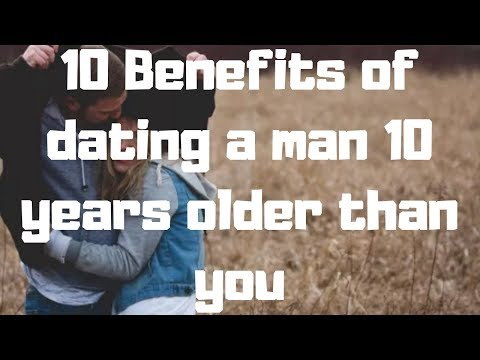 dating a man 20 years older than you