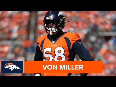 Von Miller Joins GMFB To Preview Super Bowl LIV, Drew Lock's 2020 Season And More