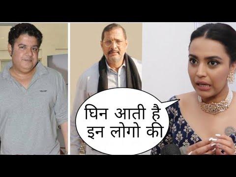 Swara Bhaskar's STRONG REACTION On Me Too Movement