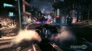 Batman  Arkham Knight   E3 2014 Gameplay Trailer at Sony Press Conference