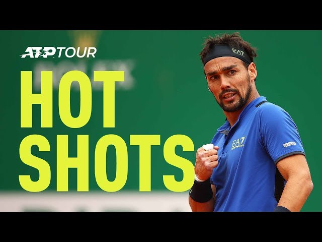 Best Of Fognini: 32nd Birthday Hot Shots
