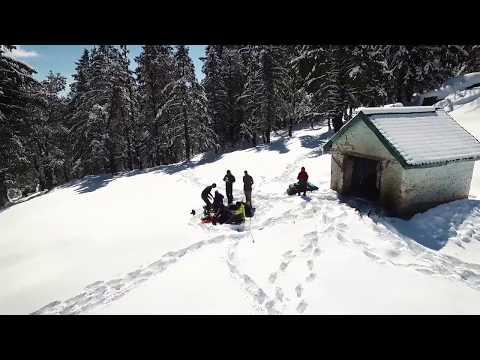 Churdhar Trek, Himachal Pradesh - Aerial Drone Footage