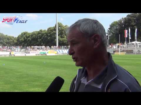 Sport Eagle TV Exclusive Interview - Claudio Ranieri, AS Monaco Manager