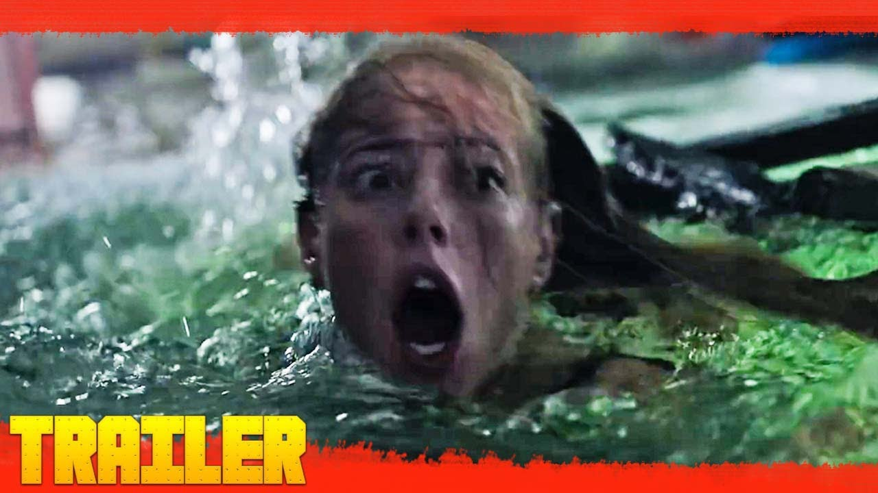 Infierno Bajo El Agua 2019 Tráiler Oficial Español Youtube