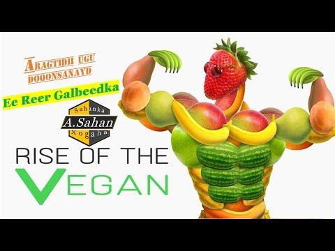 Vegan | النباتيون | Aragtidii Ugu Liidatay Ee Reer Galbeedka.