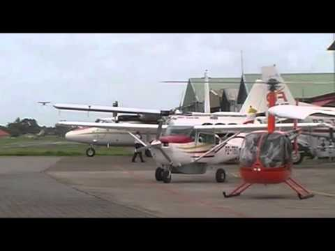 AVONTUUR IN SURINAME - ANOTHER DAY AT AIRPORT ZORG EN HOOP - 2016