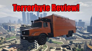 GTA Online Terrorbyte Review! A Must Have For Grinders