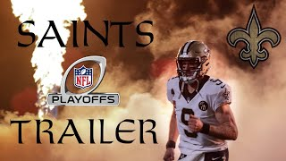 New Orleans Saints 2019 Playoff Trailer/Hype Video - Saints Vs Rams Hype
