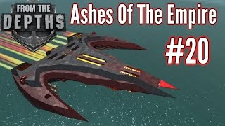 From The Depths | Part 20 | Jet Fighter ! | Ashes Of The Empire Gameplay - Playthrough