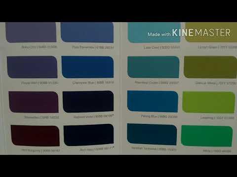 Dulux Velvet Touch Colour Charts Colour Combination New Colour Charts Latest Colour Combination Youtube