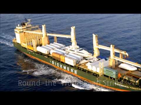 Rickmers-Linie: Worldwide Project & Heavy Lift Liner Services