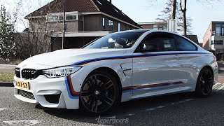 BMW M4 ///M Performance: LOUD sound!