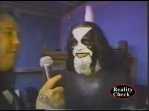 """Immortal on """"Reality Check TV""""(2002)"""