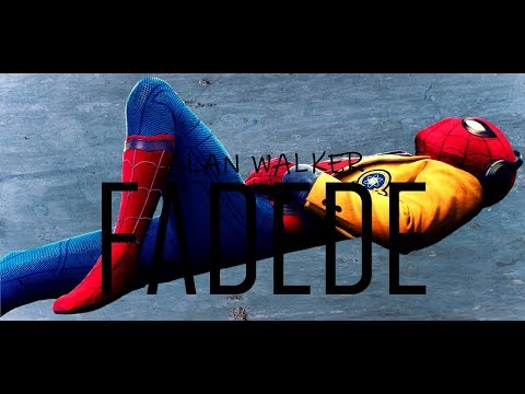 spider-man-death-||-alan-walker-faded-||-music-video