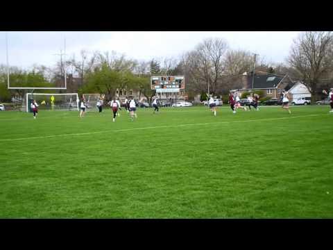 Loyola Academy Lacrosse vs NTHS 2014 05 01