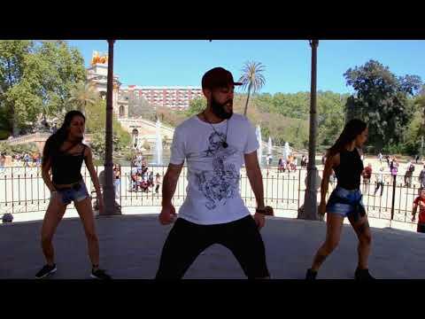 Daddy Yankee- Hula Hoop Choreography By Toni Galindo