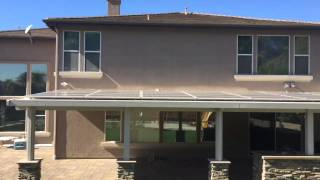 Solar Ready Patio Covers Riverside | Alumacovers