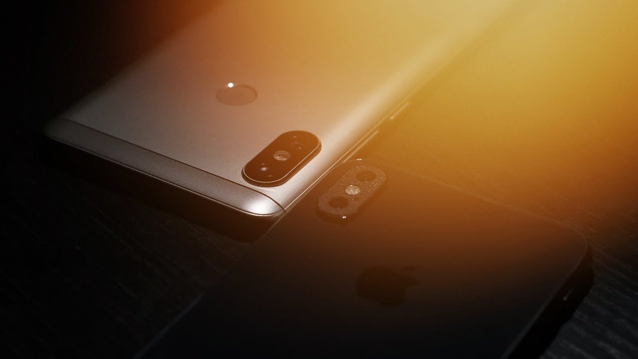 Redmi Note 5 Pro and iPhone X detailed camera comparison