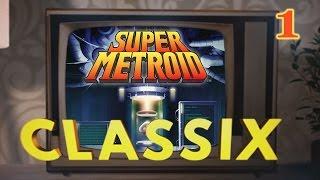 Classix | Super Metroid (1)