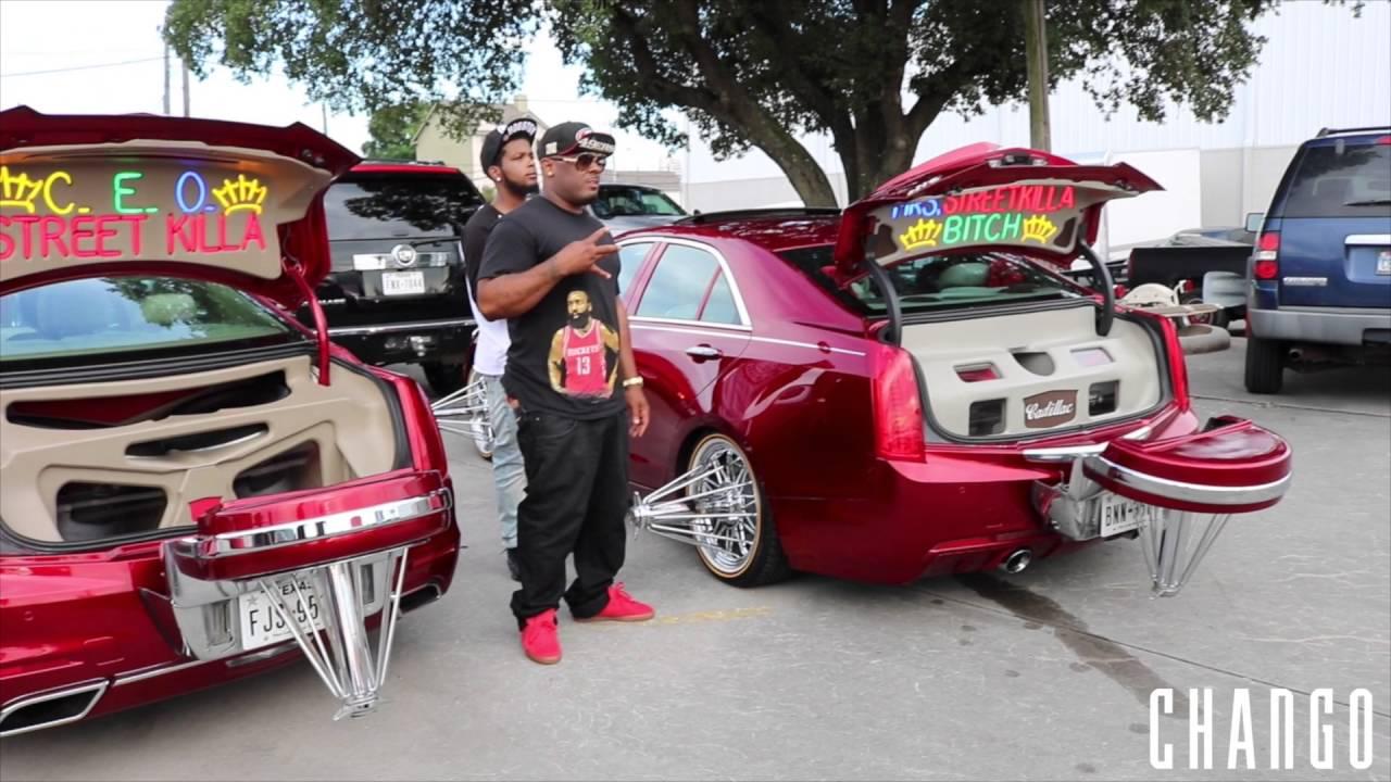 Houston Slab Parade
