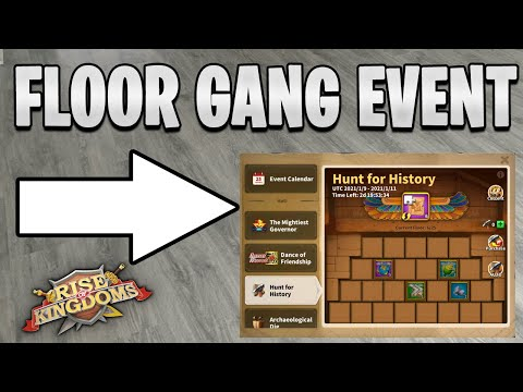 Unbiased Analysis of New Event [ Floor Gang Hunt for History ] | Rise of Kingdoms