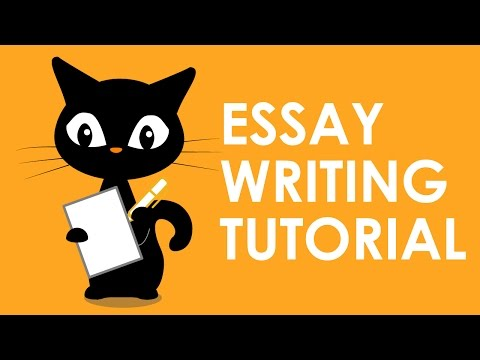 Essay Writing Tutorial