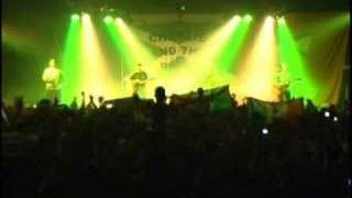 Lord of the Wing - Jinky Song - Charlie and the Bhoys live