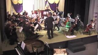 Corelli, Christmas Concerto No 6, Grave, Allegro, Adagio, Vivace, Allegro, Pastorale.m4v