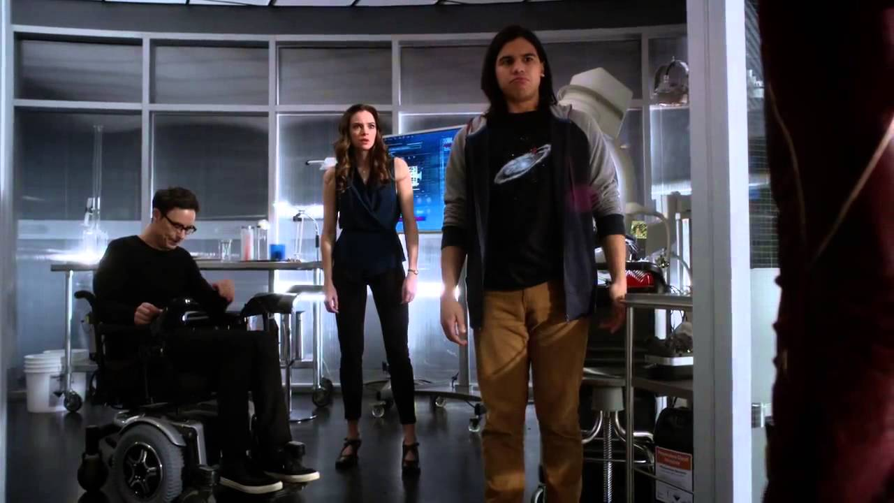 Download The Flash: S2E17 - Team Flash & Barry meet Future Barry