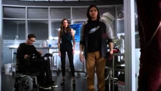 The Flash: S2E17 - Team Flash & Barry meet Future Barry