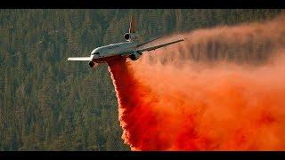Авиакатастрофы: Пожар в небе