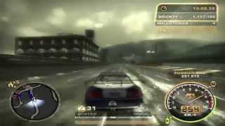 NFS Most Wanted 2005 Free Roam (22min)