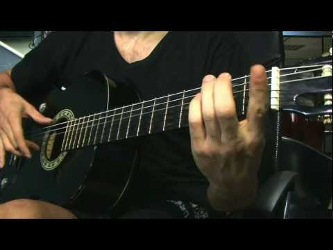 Flamenco Guitar Soloing Lesson~ + Backing Track(s) + Scale 4 you to Solo~ ;)