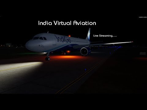 [P3D V4.1] FSLABS   A320   VOMM  ✈ VOBL    IVAO LIVE ATC 👨✈️