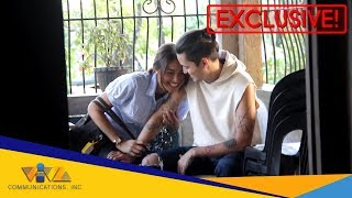 NNLY BTS: Clingyness overload with James Reid and Nadine Lustre!