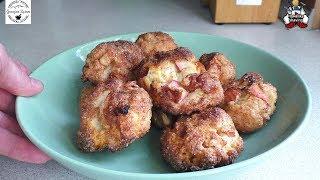 Вкуснейшее творожное печенье с яблоками и корицей. Вадькина радость ! Обожаю его ) Рецепт #homelike