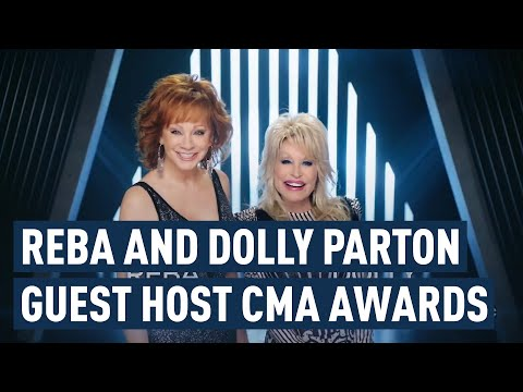 Jamie Martin - Carrie, Reba, and Dolly will host CMA's this year!