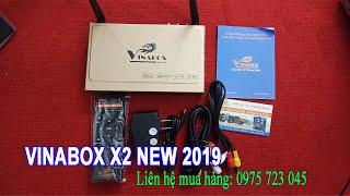 Android TV Box Vinabox X2 2019 - Pham Dung Computer