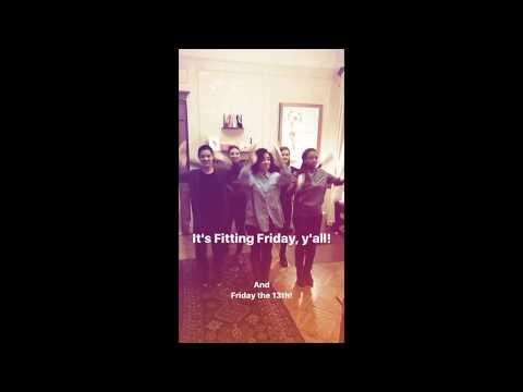 #FittingFriday - October