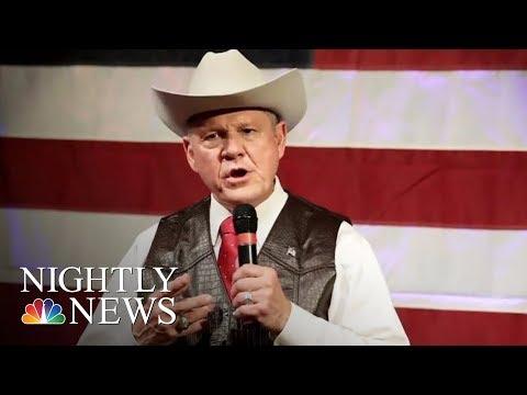 High-Powered Reinforcements Enter The Alabama Senate Race   NBC Nightly News