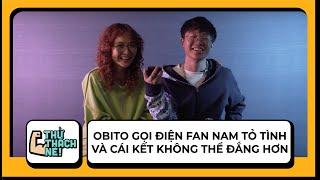 Obito gọi điện fan nam tỏ tình và cái kết không thể đắng hơn