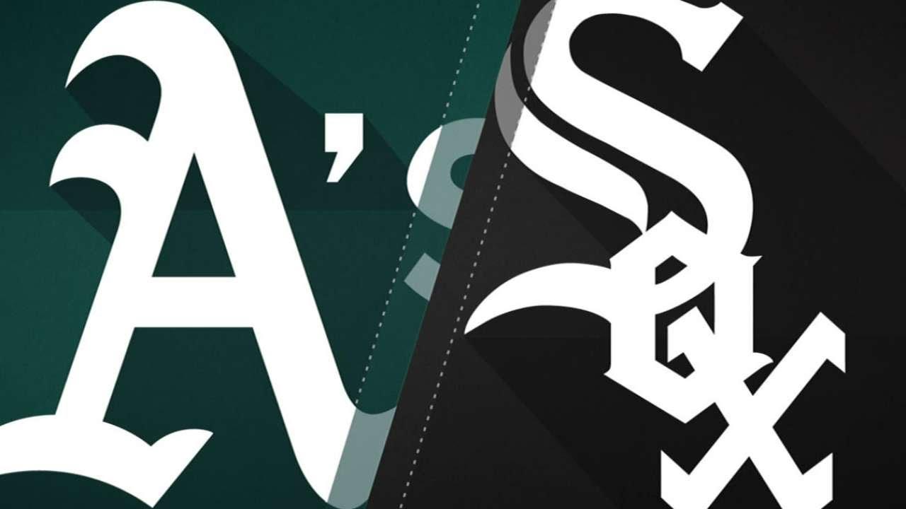 Giolito helps end Sox 8-game losing streak: 6/22/18