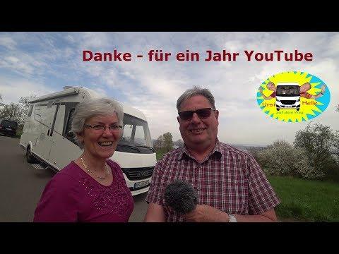 Ein Jahr YouTube - Ursi + Helle