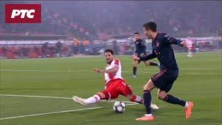 Crvena zvezda-Bajern 0:6, svi golovi na meču